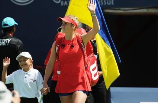Юлія Світлична привітала Еліну Світоліну з черговою перемогою в турнірі WTA