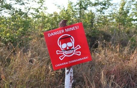 Німці виділили ще 500 тисяч євро  на проект ЮНІСЕФ «Mine-Risk-Education», що діє на Сході України
