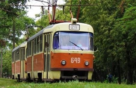 Завтра два харківських трамваї змінять маршрути