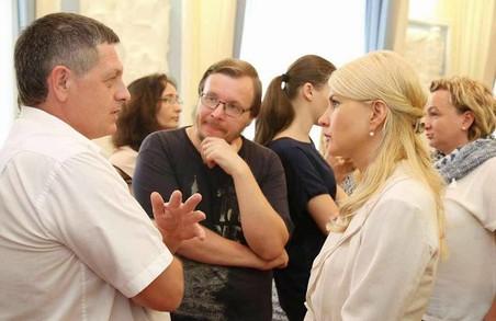 Юлія Світлична: Коли влада і громадськість працюють разом, тоді є і результат