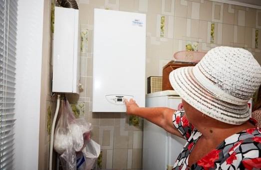 У Балаклії встановили вже 141 котел для індивідуального опалення
