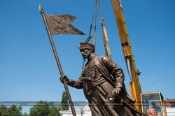 У Харкові з'явився пам'ятник Івану Сірку (ФОТО)
