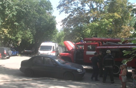 Внаслідок пожежі загинула харків'янка
