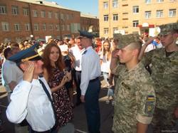 У Харківському університеті Повітряних сил відбувся випуск понад 100 молодих офіцерів