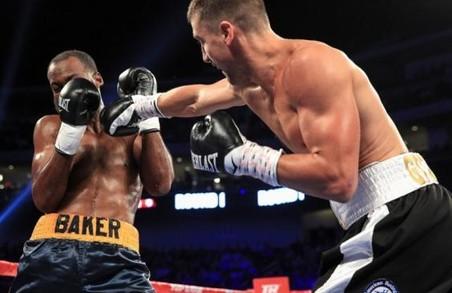 Харківський боксер отримав 14-у перемогу на професійному рингу