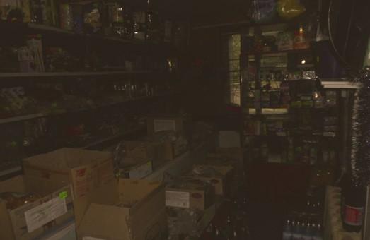 Молодик з рушницею намагався пограбувати магазин на селі