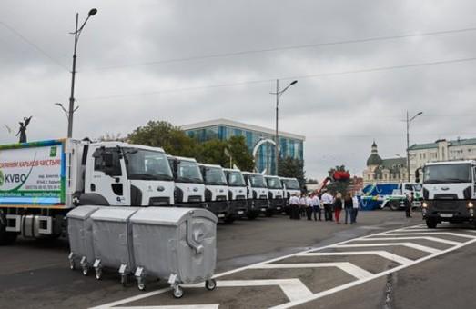 Місто планує оновити комунальну техніку для вивозу сміття
