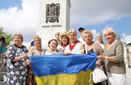 Світлична взяла участь в урочистостях з нагоди Дня Незалежності України