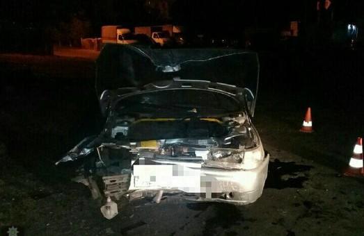 У Харкові п'яний водій спричинив ДТП