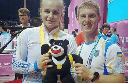 Харківська студентка встановила одразу три рекорди