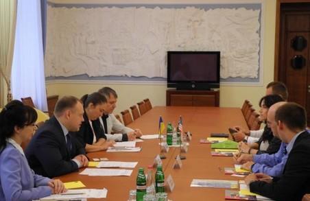 Іноземні партнери працюють з 50-ма ОТГ, серед яких три знаходяться в Харківській області
