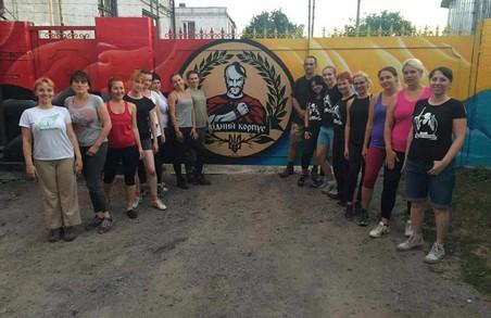 Інший погляд на самооборону: інструктор з Чехії тренував харків`янок
