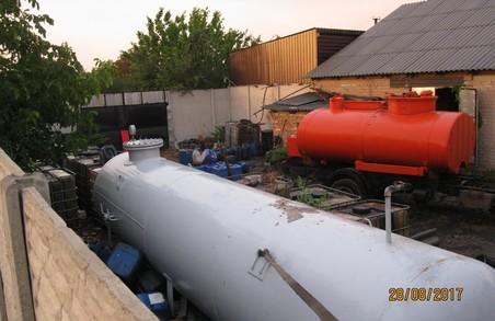 Селянин вирішив проблему дефіциту газу/ Фото