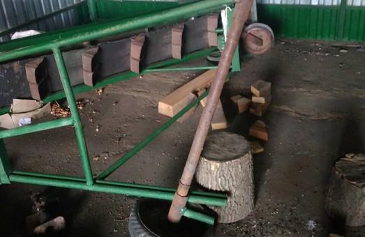 Селянина задавило шнеком для зерна/ Фото