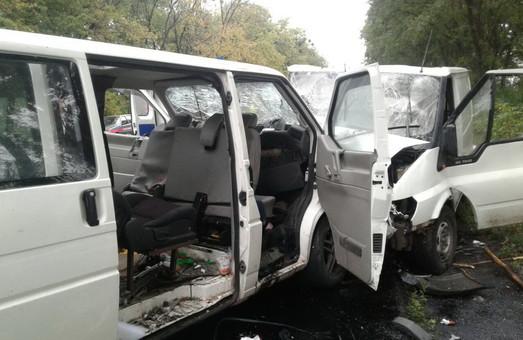 Поліція надала подробиці щодо смертельного ДТП в Валках/ Фото