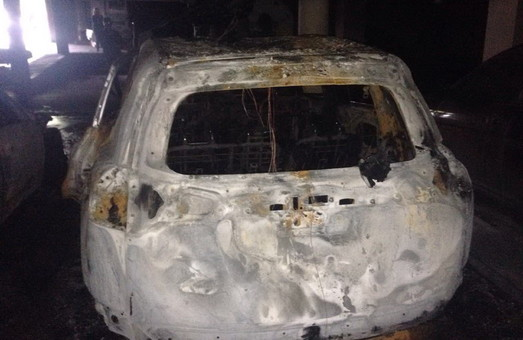 """Ширяєв прокоментував стрілянину біля """"Турбоатому"""" і спалення автівки"""