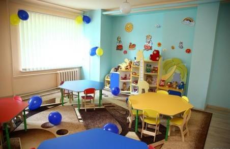 На Харківщині ремонтують та відкривають нові дитячі садки