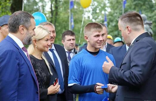 Матчі з футзалу Україна - Італія відбудуться у Харкові - Світлична