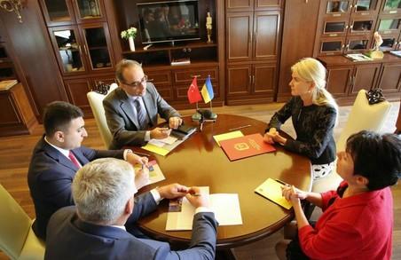 Харківщина може розвивати торгівельні відносини з Туреччиною – Світлична