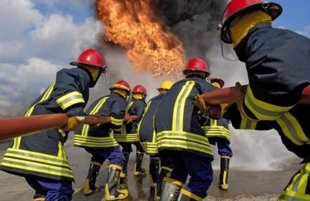 Сьогодні було локалізовано пожежу на приватному підприємстві