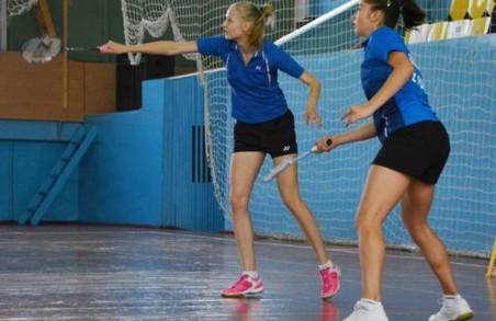 Харківська бадмінтоністка отримала срібло та бронзу на престижному турнірі