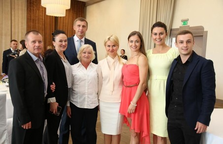 Світлична і Бубка зустрілися з тренерами та спортсменами Харківщини