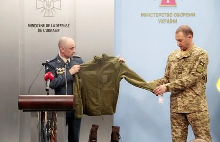 Українських військових забезпечать більш зручним і теплим зимовим обмундируванням