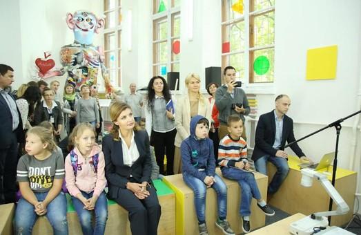 Марина Порошенко відкрила на Харківщині нову всеукраїнську програму