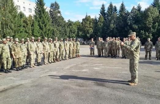 Понад 700 військовозобов'язаних вдосконалять свої навички