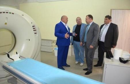 Мешканці Мерефи зможуть отримати медичну допомогу в новій амбулаторії