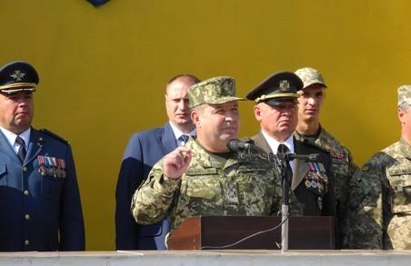 Харків може забезпечити якісну підготовку особового складу танкових військ - Полторак