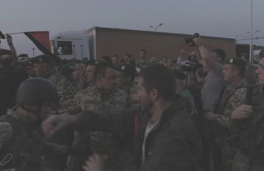 """Правоохоронці впевнені, що вони не допустили ніяких порушень закону при """"прориві"""" Саакашвілі в Україну/ Відео"""