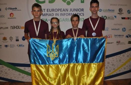Харківський школяр зайняв друге місце на міжнародних змаганнях зі спортивного програмування