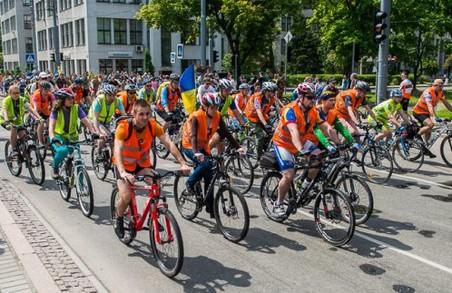 Сьогодні у Харкові пройде велопарад