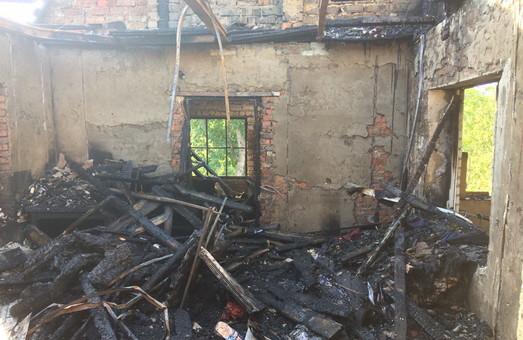 На Чунихінській згорів приватний будинок