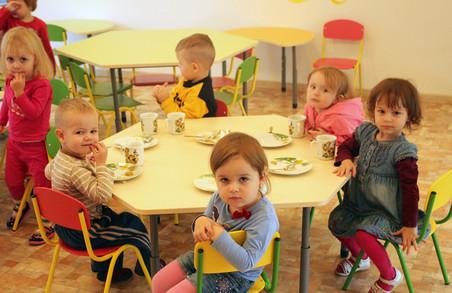 На Харківщині відкриваються нові дитячі садки: які, де і коли / інфографіка