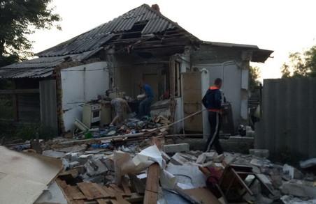 В результаті вибуху постраждав 31-річний чоловік