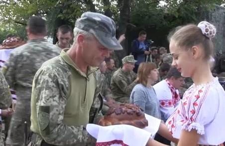 Харківська «Солідарність» організувала концерт у зоні АТО