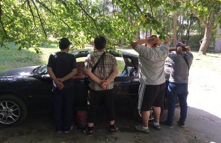 Грузинських злодіїв затримано у Харкові