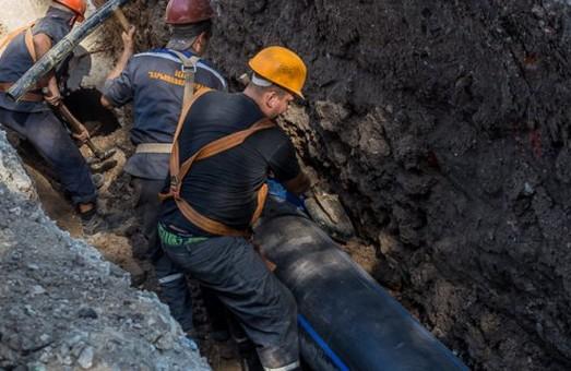 """Кілька тисяч жителів Клочківській до кінця листопада отримуватимуть воду """"з резерву"""""""
