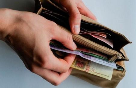 Cередньомісячна зарплата на Харківщині - 5910 грн