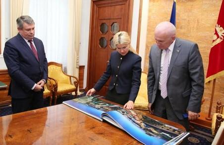 Світлична пообіцяла повне сприяння налагодженню взаємодії з Республікою Білорусь