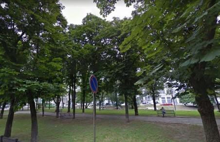 Міськрада планує масштабно реконструювати сквер на пр. Незалежності