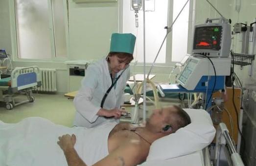 З початку року медики надали допомогу  близько 4,5 тисячі демобілізованим військовим