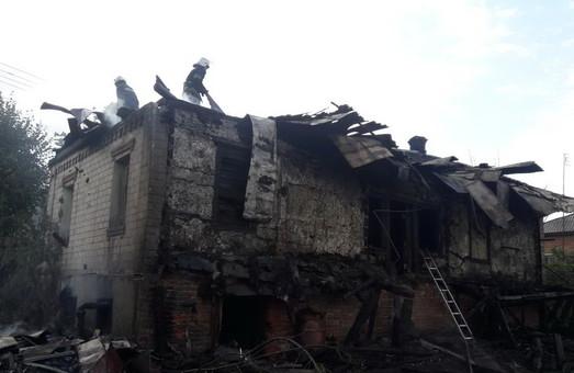 На пожежі знайшли тіло господаря будинку
