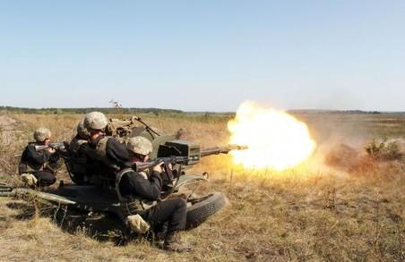 Курсанти відстрілялися на полігоні 92 мехбригади