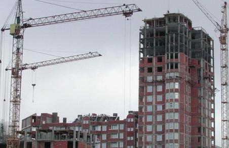 На Харківщині не зупиняється житлове будівництво