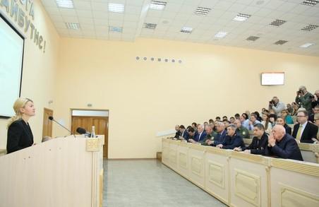 Ми проводимо на Харківщині масові заходи міжнародного масштабу, про які не могли мріяти навіть у 2015 році - Світлична