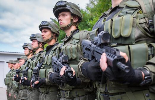 Нацгвардійці затримали сепаратиста