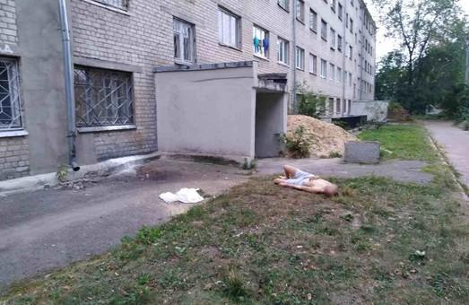 На Отакара Яроша знайдено тіло хлопця/ Фото